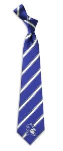 Duke Blue Devils Woven Polyester Tie