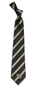UCF Golden Knights Woven Polyester Tie