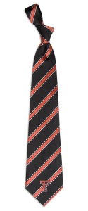 Texas Tech Red Raiders Woven Polyester Tie