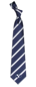 BYU Cougars Woven Polyester Tie