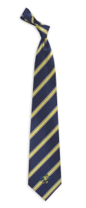Delaware Fighting Blue Hens Woven Polyester Tie