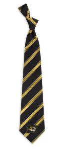 Missouri Tigers Woven Polyester Tie