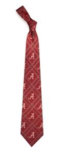 Alabama Crimson Tide Woven Polyester Tie