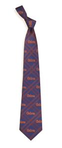 Florida Gators Woven Polyester Tie