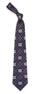 UNC Tar Heels Woven Polyester Tie