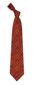 Virginia Tech Hokies Woven Polyester Tie