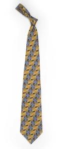 UCF Golden Knights Pattern Tie