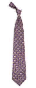 East Carolina Pirates Woven Tie