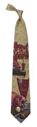 Alabama Crimson Tide Nostalgia Tie