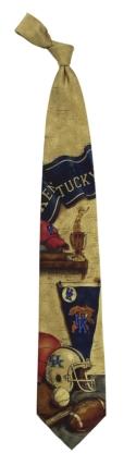 Kentucky Wildcats Nostalgia Tie