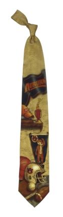 Auburn Tigers Nostalgia Tie