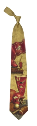 Arkansas Razorbacks Nostalgia Tie