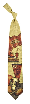 South Carolina Gamecocks Nostalgia Tie