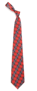 Maryland Terrapins Pattern Tie