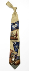 Pittsburgh Panthers Nostalgia Tie