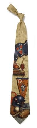 Virginia Cavaliers Nostalgia Tie