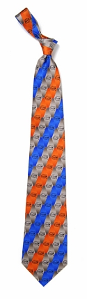 Florida Gators Pattern Tie