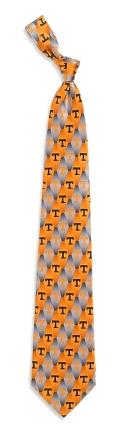 Tennessee Volunteers Pattern Tie