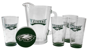 Philadelphia Eagles Pitcher Set