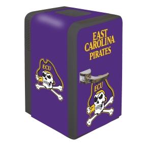 East Carolina Pirates Portable Party Refrigerator