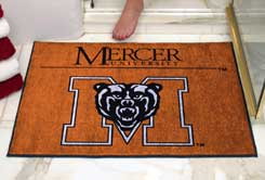 Mercer University Bears AllStar Mat