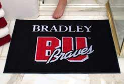 Bradley University Braves AllStar Mat