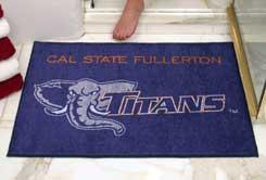 Cal State Titans AllStar Mat