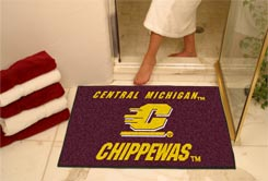 Central Michigan Chippewas AllStar Mat