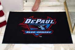 DePaul Blue Demons AllStar Mat