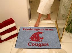 Washington State Cougars AllStar Mat