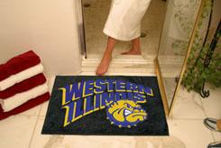 Western Illinois Bulldogs AllStar Mat