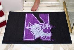 Northwestern Wildcats AllStar Mat