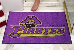 East Carolina Pirates AllStar Mat