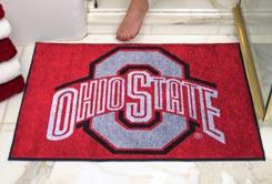 Ohio State Buckeyes AllStar Mat