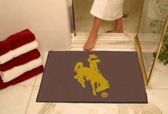 Wyoming Cowboys AllStar Mat