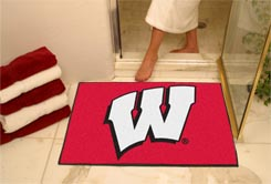 Wisconsin Badgers AllStar Mat