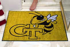Georgia Tech Yellow Jackets AllStar Mat