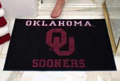Oklahoma Sooners AllStar Mat