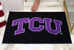 TCU Horned Frogs AllStar Mat