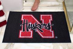 Nebraska Cornhuskers AllStar Mat