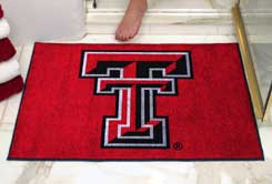 Texas Tech Red Raiders AllStar Mat