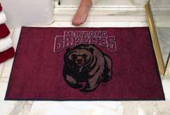 Montana Grizzlies AllStar Mat
