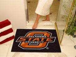 Oklahoma State Cowboys AllStar Mat