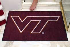 Virgina Tech Hokies AllStar Mat
