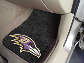 Baltimore Ravens Car Mats