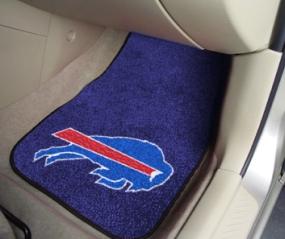 Buffalo Bills Car Mats