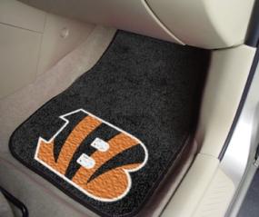 Cincinnati Bengals Car Mats