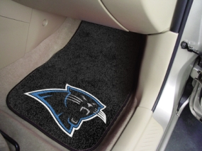 Carolina Panthers Car Mats