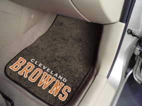 Cleveland Browns Car Mats
