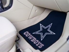 Dallas Cowboys Car Mats